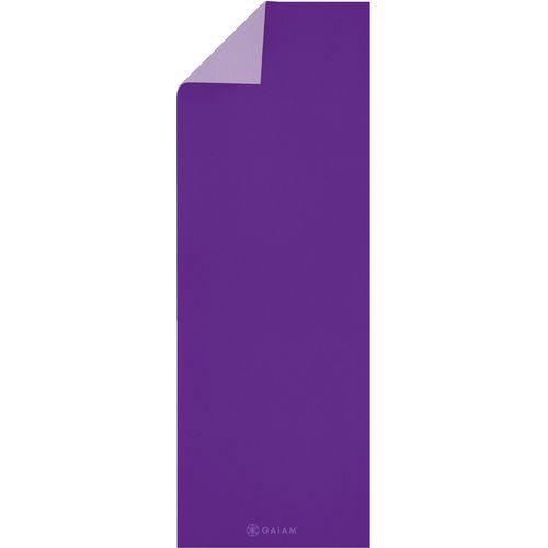 Gaiam Plum Jam Premium Yoga Mat - view number 2