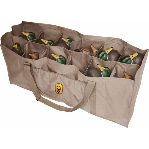 Hard Core 12-Slot Duck Decoy Bag