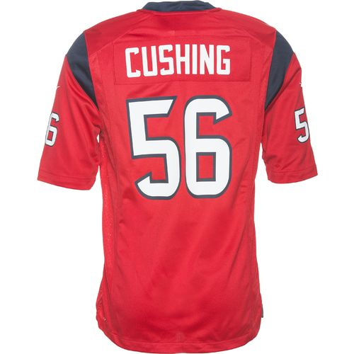 Image for Nike Men's Houston Texans Brian Cushing #56 Replica Alternate Game Jersey from Academy