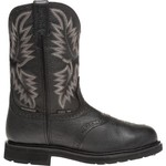 Justin Men's Oiled Steel Toe Western Work Boots