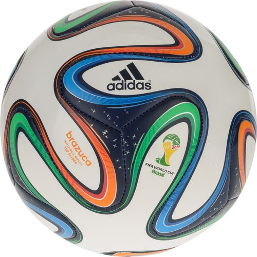Image for adidas Brazuca 2014 Top Glider Soccer Ball from Academy
