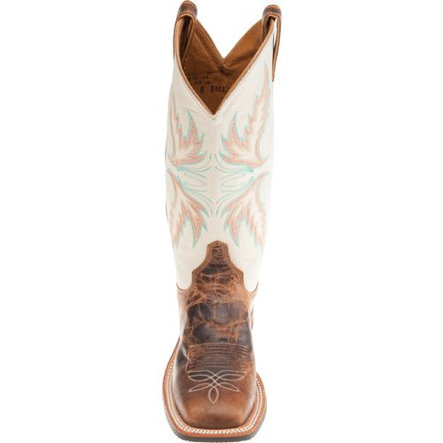 Justin Women's Bent Rail Puma Cowhide Western Boots - view number 3