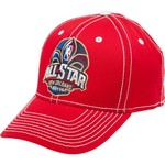 adidas™ Adults' NBA All-Star Game Wool Pro Shape Flex Fit Cap