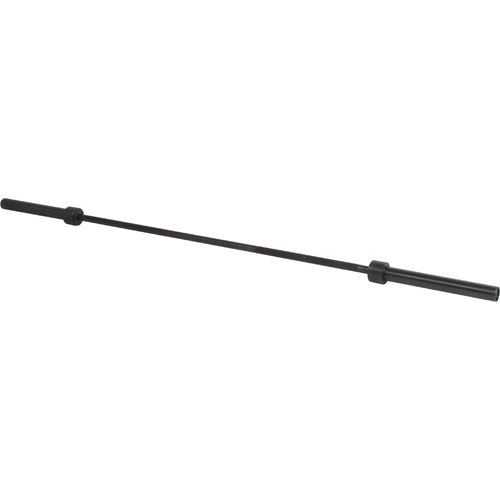 "CAP Barbell 2"" Solid Black Power Bar"