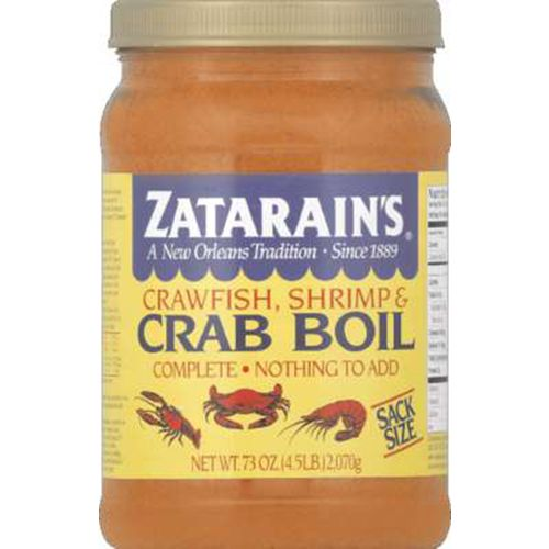 Display product reviews for Zatarain's Crawfish, Shrimp and Crab Boil