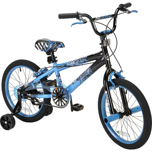 Display product reviews for Ozone 500 Boys' Nebula 18 in Freestyle Bicycle