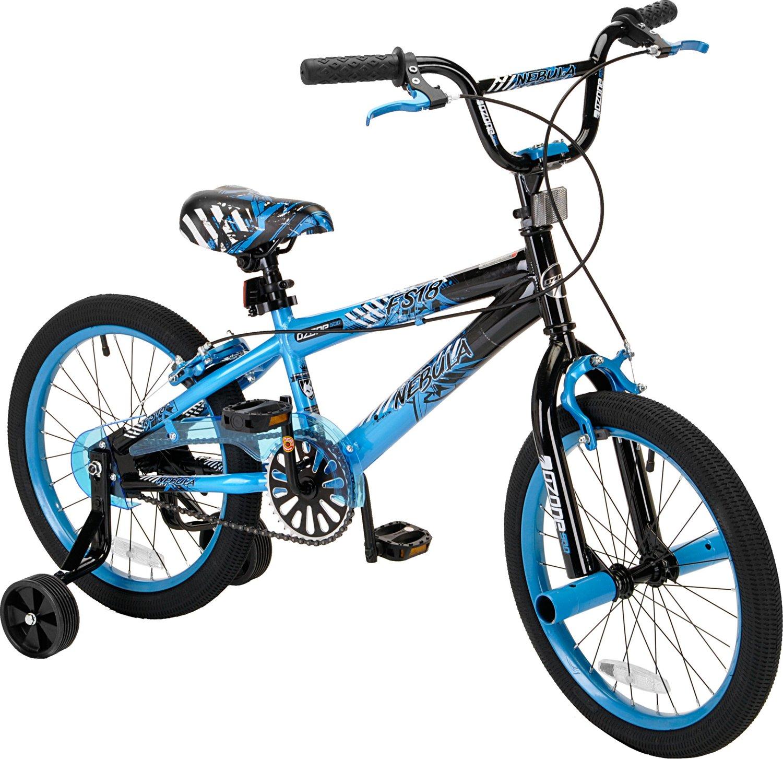"""Ozone 500® Boys' Nebula 18"""" Bicycle"""