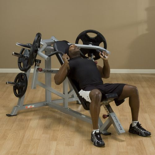 ... Body Solid Leverage Incline Bench Press   View Number 3