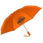 "Storm Duds Adults' Oklahoma State University 42"" Automatic Folding Umbrella"