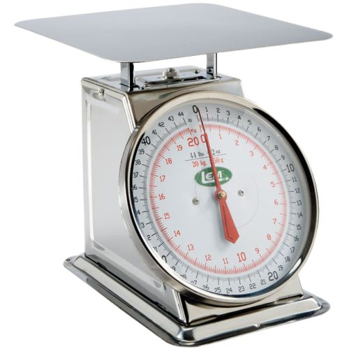 Display product reviews for LEM 44 lb. Stainless Steel Scale