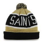 '47 Men's New Orleans Saints Calgary Cuff Knit Cap - view number 2