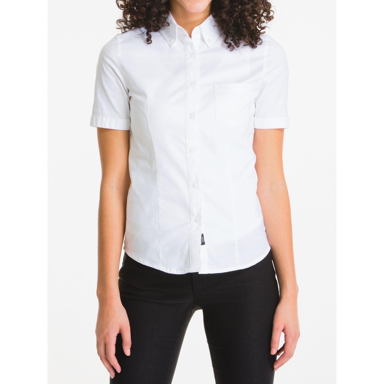 Lee Juniors' Short Sleeve Oxford Shirt