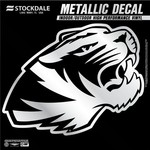 Stockdale University of Missouri Metallic Decal