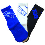 Nike Kids' Performance Crew Socks 3-Pair