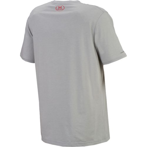 Under Armour Men's Charged Cotton Sportstyle Left Chest Logo T-shirt - view number 2