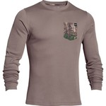Under Armour® Men's Borderland Waffle Crew Shirt