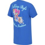 New World Graphics Women's Louisiana Tech University Bright Bow T-shirt