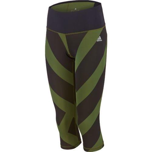 adidas™ Women's Performer Mid Rise 3/4 Tight