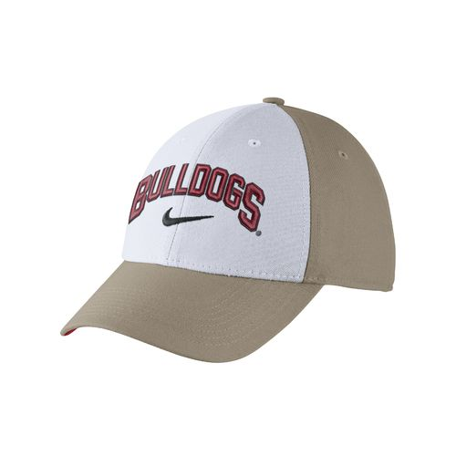 Nike™ Men's University of Georgia Legacy91 Swoosh Flex Verbiage Cap