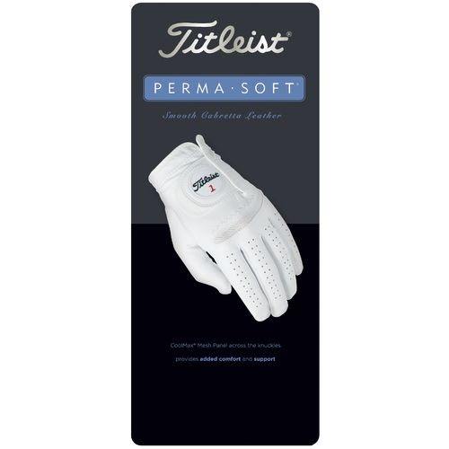 Titleist Men's Perma-Soft® Left-Hand Cadet Golf Glove - view number 3