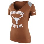 Nike Women's University of Texas Stadium Football Top