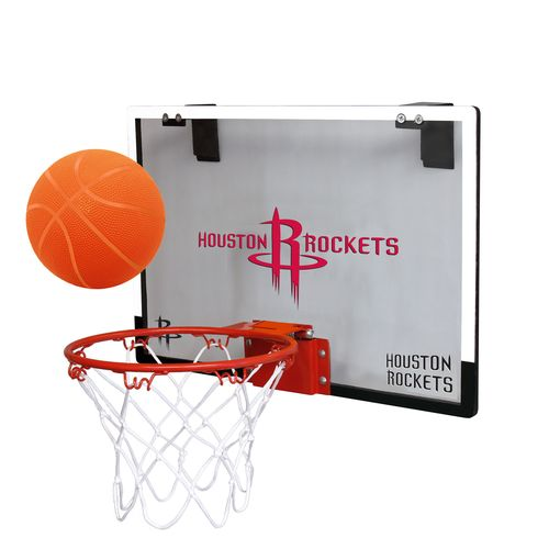 Jarden Sports Licensing Kids' Houston Rockets Game On Hoop Set