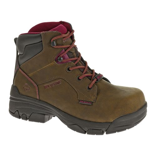 Display product reviews for Wolverine Women's Merlin Composite-Toe EH Work Boots