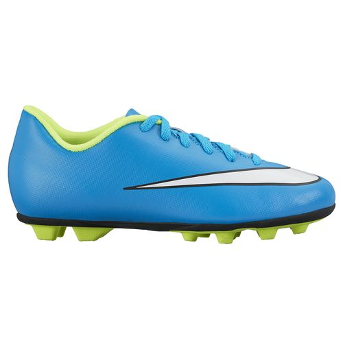 Nike Kids' Junior Mercurial Vortex II FG-R Soccer Cleats