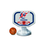Poolmaster® Washington Wizards Competition Style Poolside Basketball Game