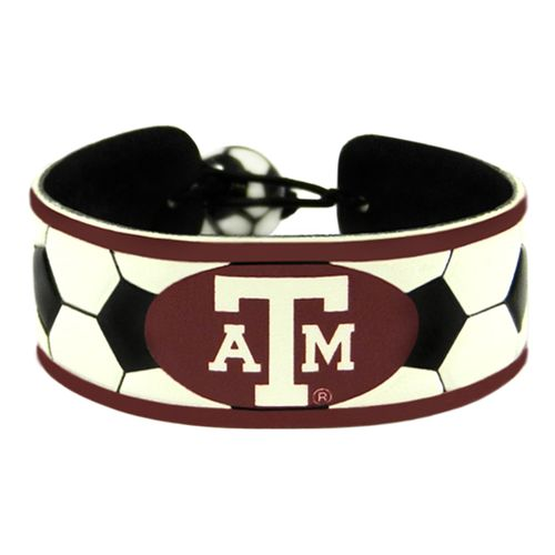GameWear Texas A&M University Classic Soccer Bracelet