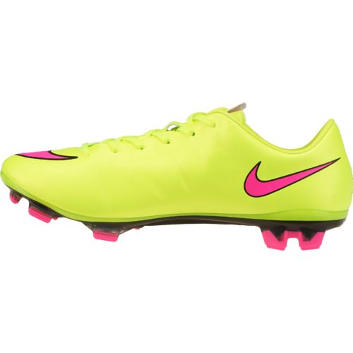 Display product reviews for Nike Men's Mercurial Veloce II FG Soccer Shoes