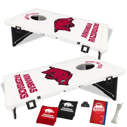 BAGGO® University of Arkansas Beanbag Toss Game