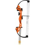 Bear Archery Youth Brave Compound Bow Set - view number 1
