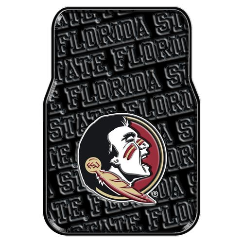 The Northwest Company Florida State University Front Car Floor Mats 2-Pack - view number 1