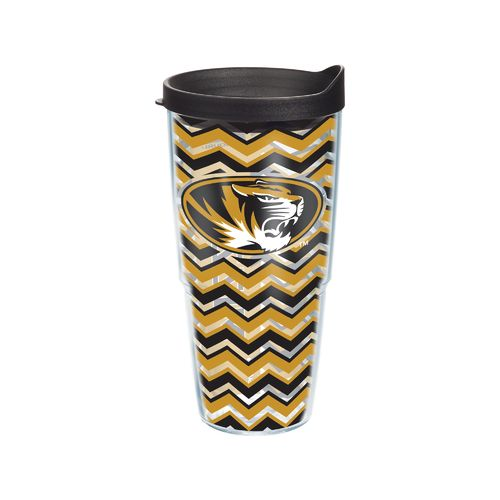 Tervis University of Missouri Chevron Tumbler with Lid