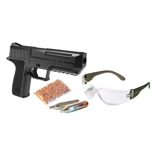 Crosman P15™ CO₂ .177 Caliber BB Air Pistol