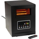 Konwin Home 4-Tube Infrared Element Cabinet Heater