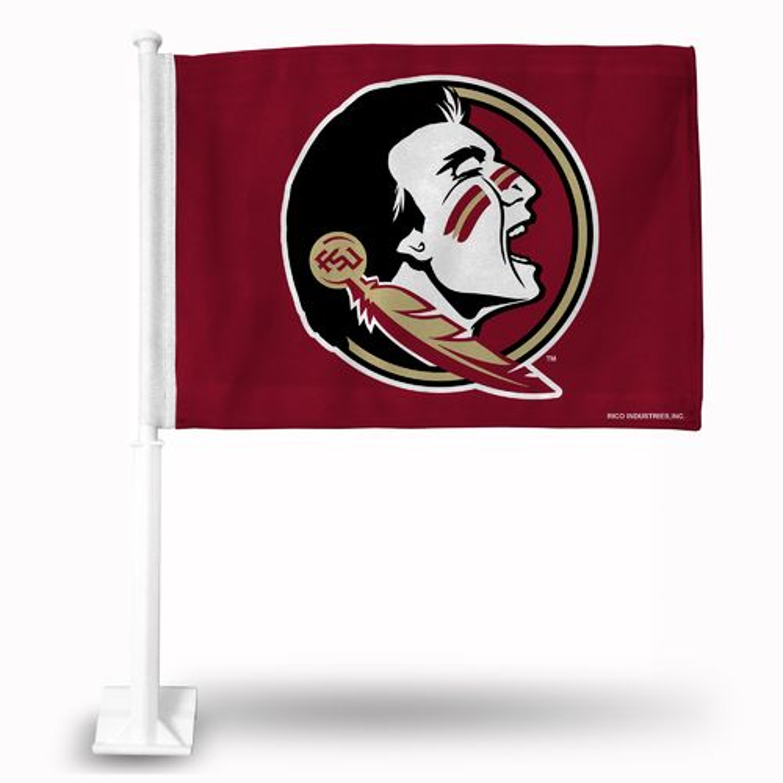 Rico Florida State University Car Flag