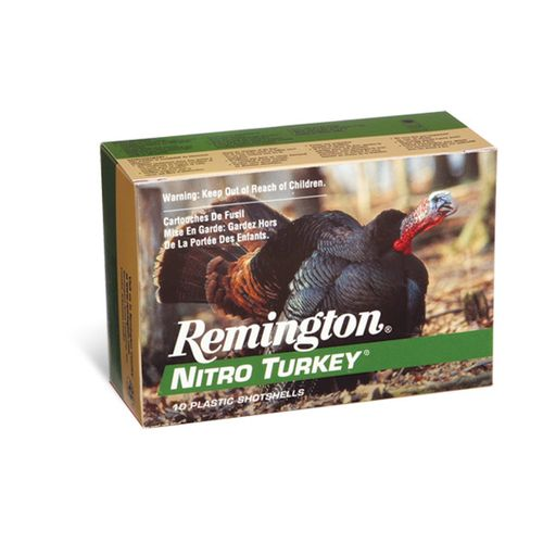 Remington Nitro Turkey™ 12 Gauge Buffered Loads