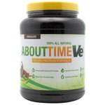 SDC Nutrition About Time Vegan Protein Powder
