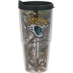 Tervis Jacksonville Jaguars Realtree Knockout 24 oz. Tumbler with Lid