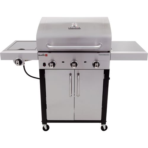Display product reviews for Char-Broil® Tru-Infrared 3-Burner Propane Gas Grill