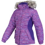 Free Country Girls' Radiance Printed Snowboard Jacket