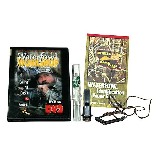 Haydel's Game Calls Ultimate Duck Calling Kit
