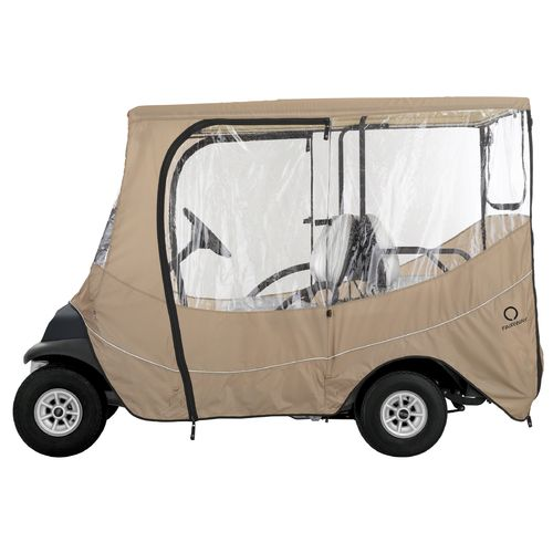 Classic Accessories Fairway Collection Travel Golf Cart Enclosure - view number 2