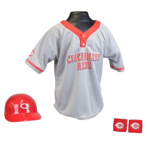 Franklin Kids' Cincinnati Reds Uniform Set