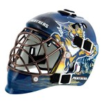 Franklin NHL Team Series Florida Panthers Mini Goalie Mask - view number 1