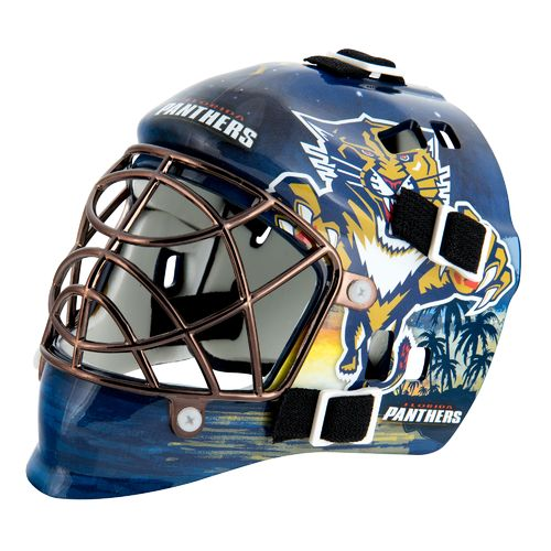 Franklin NHL Team Series Florida Panthers Mini Goalie Mask