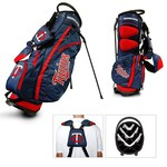 Team Golf Minnesota Twins Fairway 14-Way Stand Golf Bag - view number 1