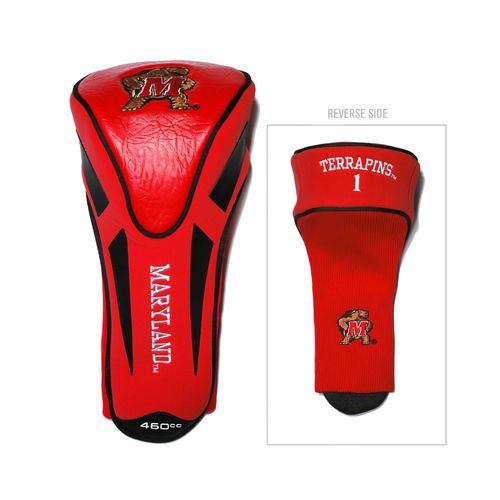 Team Golf University of Maryland-College Park Single Apex Driver Head Cover - view number 1
